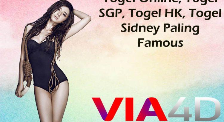 Togel Online, Togel SGP, Togel HK, Togel Sidney Paling Famous